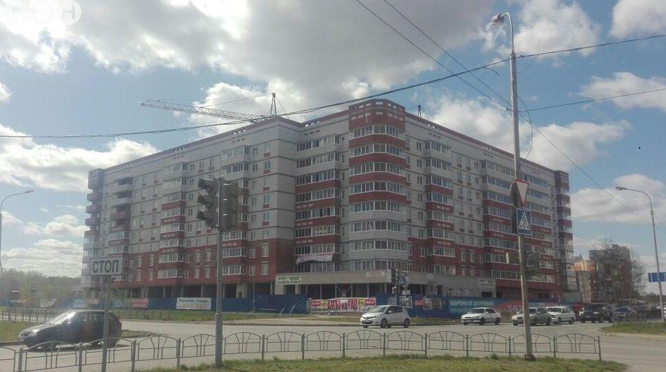 1-ком. ул. Конева,10